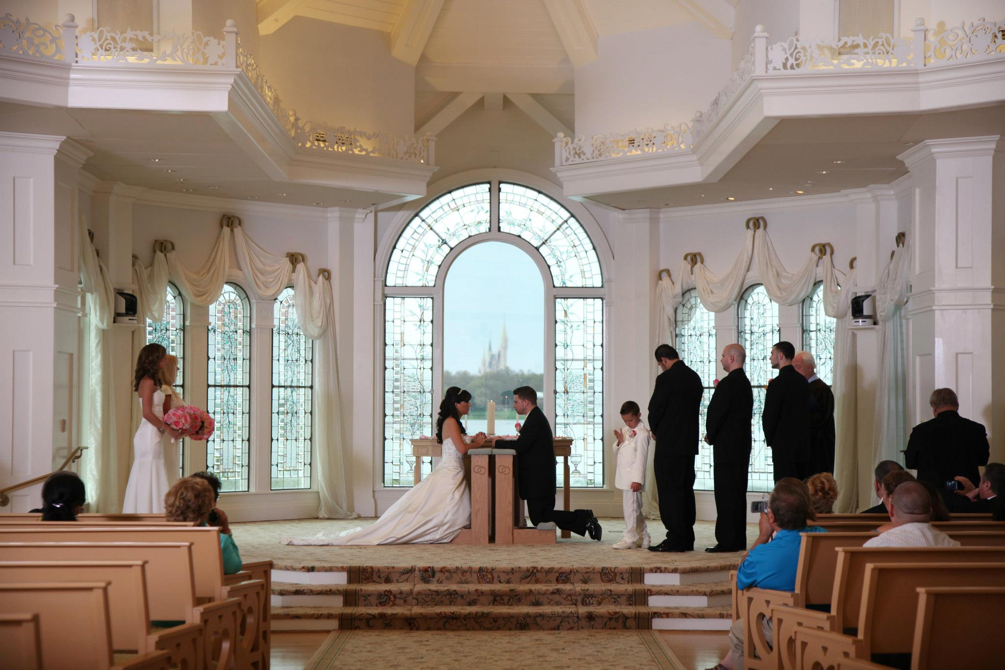 Weddings at disney parks and resorts - 901914_429402213816080_596000243_o 901403_429404393815862_349578236_o