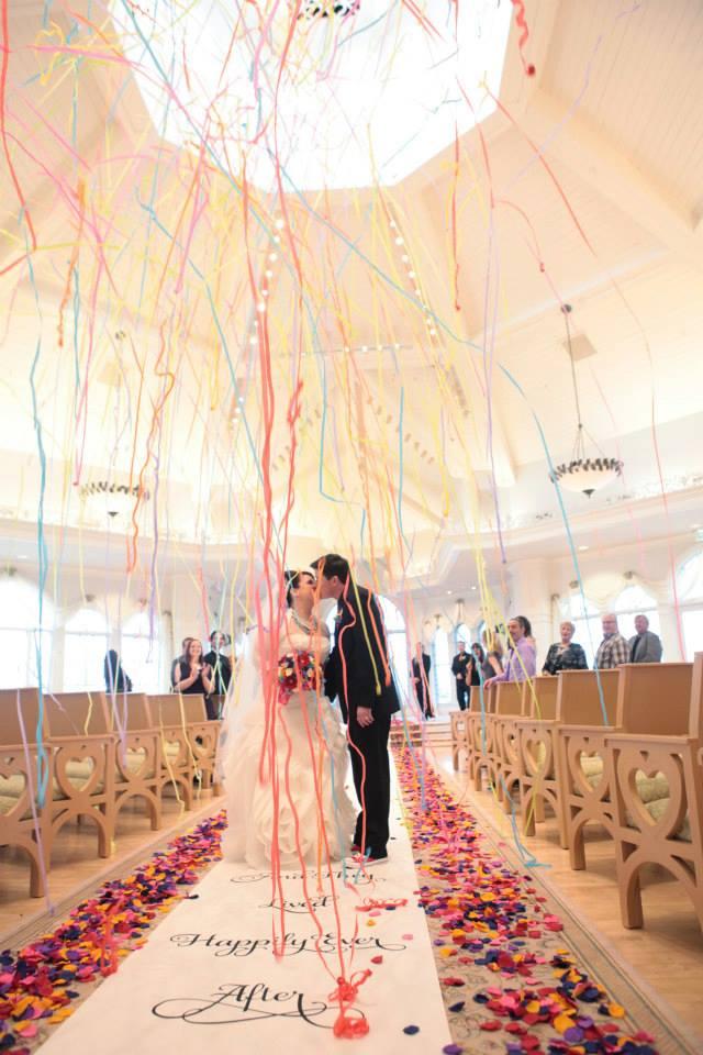 Ancon pavilion wedding