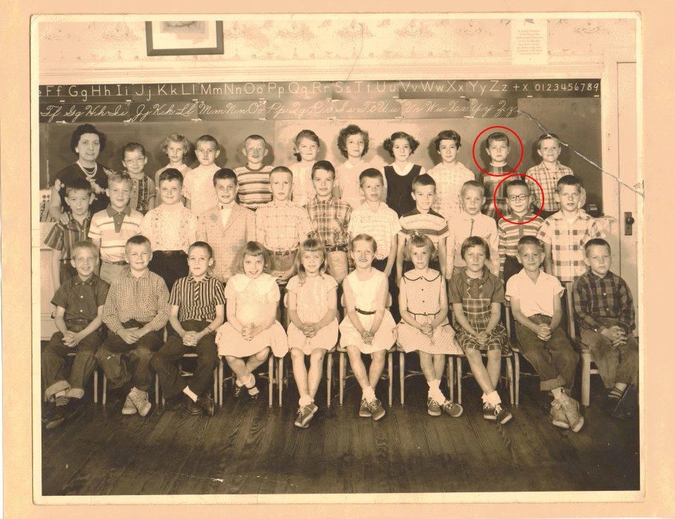 Susan Bob Class Photo