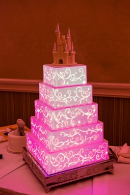 Projection mapping cake price